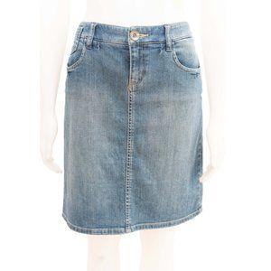 ⭐️HOST PICK⭐️ Esprit Blue Denim Skirt Size 10